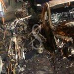Cronaca. Messina, tre auto distrutte dalle fiamme nella notte