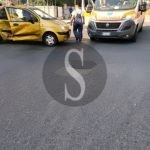 Cronaca. Messina, scontro in via La Farina tra un'auto e un'ambulanza: ferita una donna