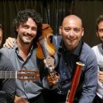 """Musica. Il trio Atipico Danzarin e Federico Pierro protagonisti del """"Non Solo Classica Lentini 2018"""" a Palazzo Beneventano"""