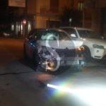 Cronaca. Barcellona PG, incidente nella notte in via Kennedy: tre i feriti