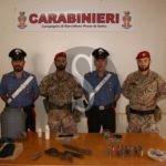 Cronaca. Barcellona PG, furto di energia elettrica e armi in un ovile: arrestati padre e figlio