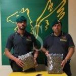 Cronaca. Trasportava marijuana in auto, arrestato corriere della droga a Catania