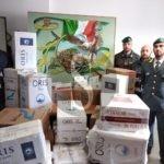 Cronaca. Palermo, arrestati tre contrabbandieri: sequestrati 300 chili di sigarette