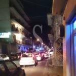 Cronaca. Giammoro, a fuoco un appartamento in via Nazionale: nessun ferito ma traffico in tilt