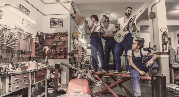 Musica. Palermo, serata rock in compagnia dei Jack & the starlighters al Mercato SanLorenzo