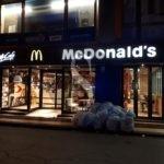 Cronaca. Messina, rifiuti fuori orario: sanzione per il McDonald's di piazza Cairoli