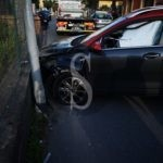 Cronaca. Milazzo, incidente in via Fulci: coinvolte tre auto