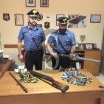 Cronaca. Fucili e cartucce nascosti in casa: arrestato allevatore di Castel di Lucio