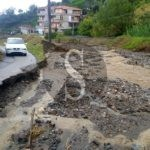 Cronaca. Da nord a sud Messina flagellata da pioggia e scirocco