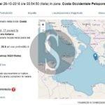Cronaca. Terremoto nei mari della Grecia, scossa di 6.8 avvertita in tutto il Sud Italia