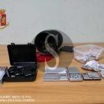 Cronaca. Trovato con pistola, marijuana e cocaina: arrestato 18enne messinese