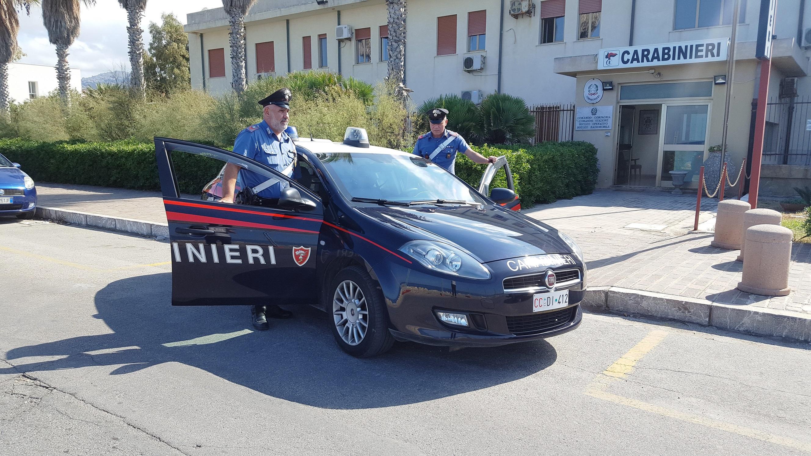 Cronaca. Controlli dei Carabinieri a Sant'Agata di Militello, sette persone denunciate
