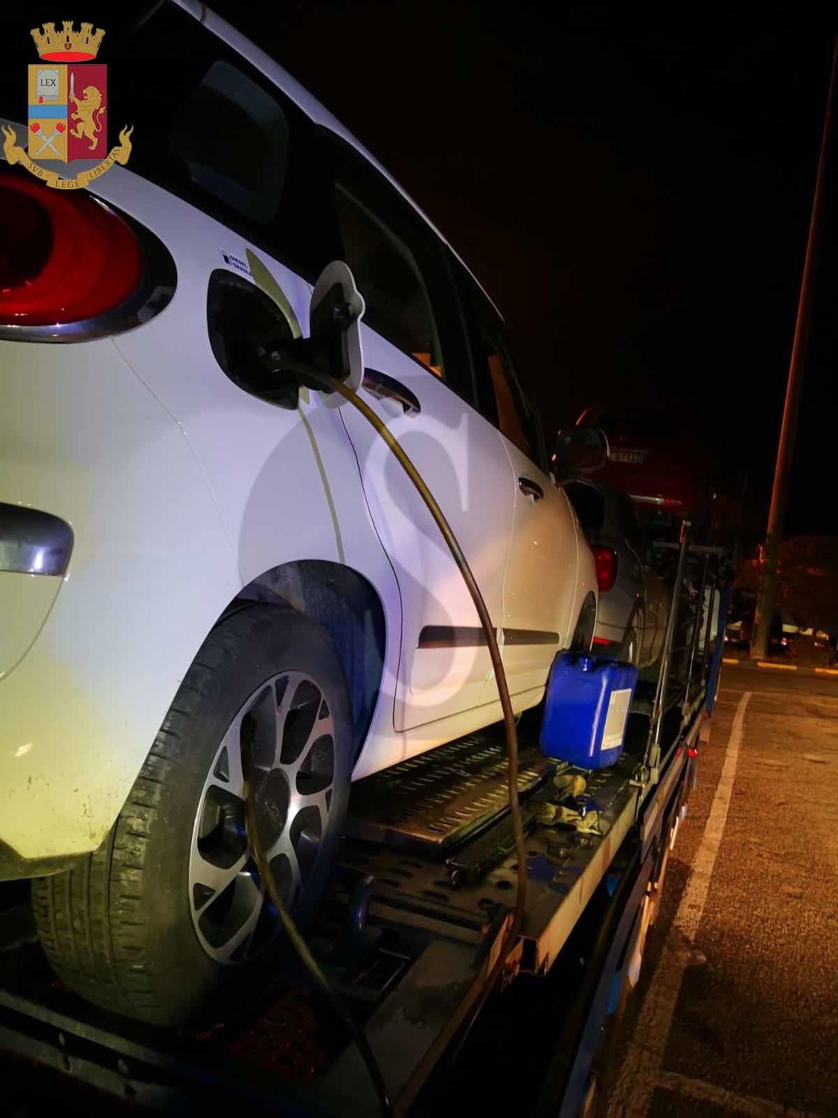 Cronaca. Messina, ruba carburante da un'auto: arrestato 44enne palermitano