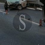 Cronaca. Incidente mortale sulla A18 tra Taormina e Giardini Naxos, la vittima è un uomo