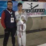 Sport. Taekwondo, il barcellonese Giovanni Crisafulli vince l'oro ai Campionati Italiani Cinture Rosse