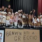 """Attualità. BarcellonaPG, i bambini dell'Istituto Bastiano Genovese nel musical """"Una Magica Notte"""""""