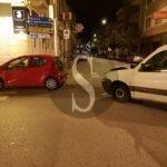 Cronaca. Barcellona PG, schianto nella notte all'incrocio tra via Roma e via Operai: due i feriti