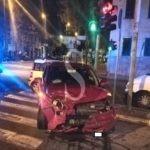 Cronaca. Messina, passa con il rosso e provoca un incidente: 3 feriti