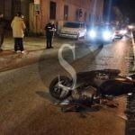 Cronaca. Messina, incidente tra due scooter in via Bonino: un ferito