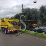Cronaca. Violento incidente sull'asse viario di Milazzo: 3 feriti