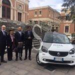 """Attualità. Nasce a Messina """"PISTA"""", un progetto sperimentale sul car sharing"""