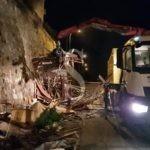 Cronaca. Blitz notturno a Fondo Fucile, rimosse cataste di legno dalla MessinaServizi