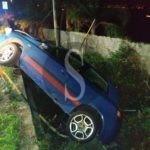 Cronaca. Messina, il primo incidente dell'anno a Larderia: feriti padre e figlio