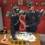 Nascondeva la droga nell'auto, arrestato 50enne a Santa Domenica Vittoria