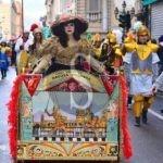 Carri allegorici e maschere: torna a Palermo l'allegra invasione di Educarnival 2019