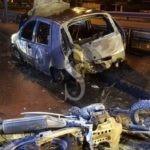 Messina, ruba una moto e si schianta: ventenne in gravi condizioni