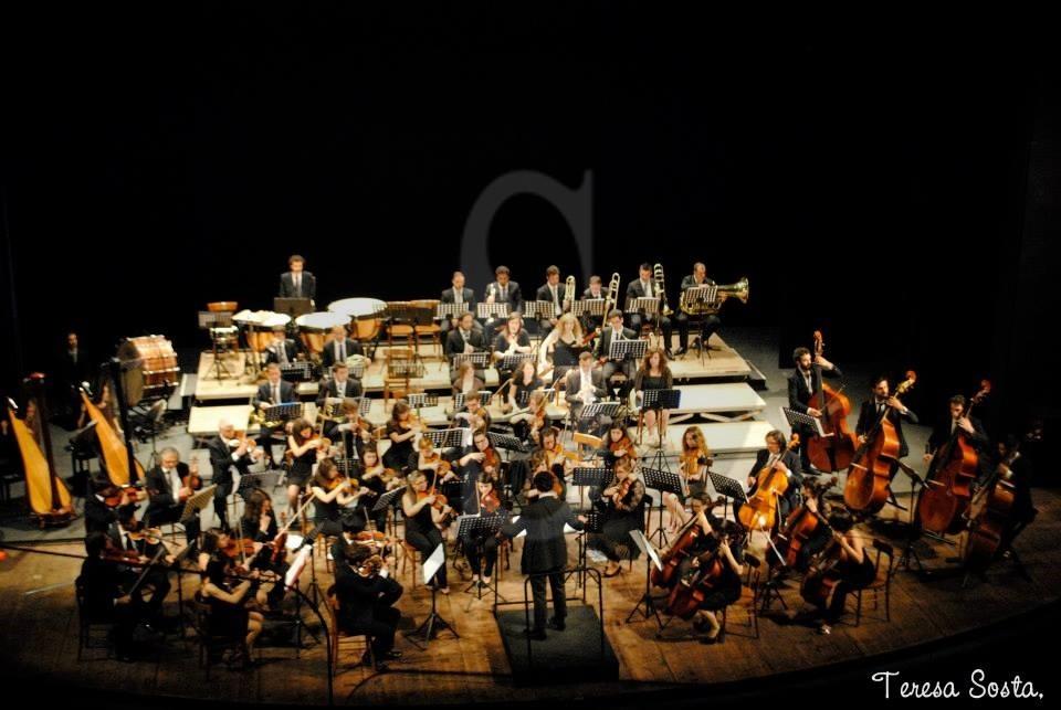 Filarmonica Laudamo, concerto di Michele Campanella con l'Orchestra del Conservatorio Arcangelo Corelli