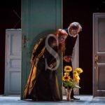 """Al Teatro Biondo di Palermo """"Spettri"""" di Henrik Ibsen con Micaela Esdra e Massimo Venturiello"""