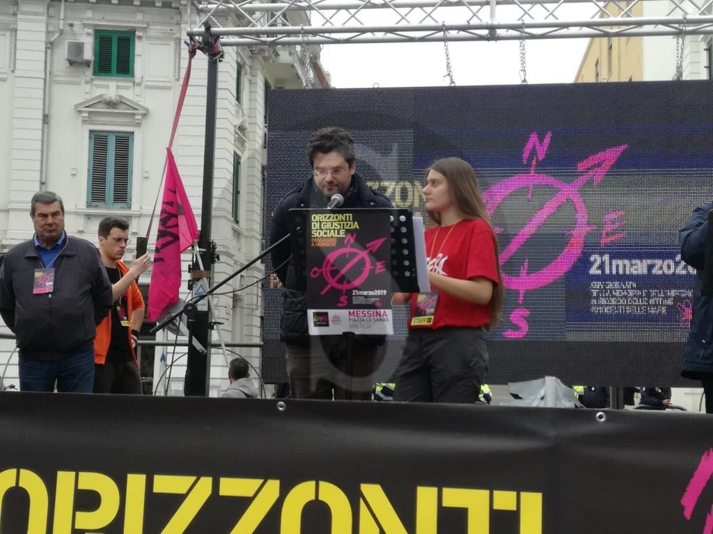 Celebrata a Messina la giornata in memoria delle vittime della mafia