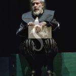 """""""L'avaro"""" di Molière con Alessandro Benvenuti in scena al Teatro Vittorio Emanuele di Messina"""