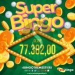 Messina, maxi vincita al BingoTremestieri: vinti 77.382 euro