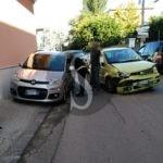 Cronaca. Barcellona PG, incidente tra due auto in via Milite Ignoto: un ferito
