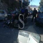 Messina, scontro tra auto e moto sulla Circonvallazione: ferita una donna