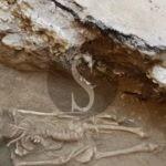 Milazzo, ritrovati resti umani durante lavori di scavo