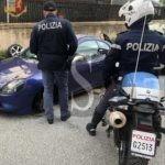 Messina, sorpreso a smontare le ruote di una macchina: la Polizia arresta 60enne