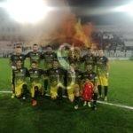 Il Messina esce sconfitto 1-0 da Troina, i peloritani perdono l'imbattibilità dopo due mesi
