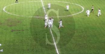 Tre punti d'oro per il Messina, i peloritani battono la Nocerina 2-1