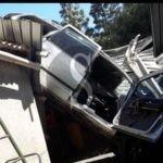 Incidente sulla A20, ancora gravi conducente e passeggero