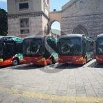 Presentazione ufficiale dei 16 autobus elettrici in arrivo nella città dello Stretto