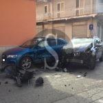 Grave incidente a Barcellona Pozzo di Gotto: tra i feriti anche 2 bambini