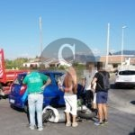Barcellona PG, incidente auto-scooter sul lungomare di Spinesante: due i feriti