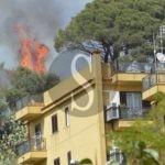 Estate a Messina: con il caldo tornano i roghi e la paura in collina