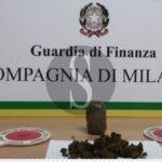 Droga alle Isole Eolie, pusher arrestato a Milazzo dalla Guardia di Finanza