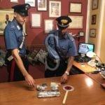 Spaccio di droga a Messina, 27enne arrestato a Gazzi in flagranza di reato