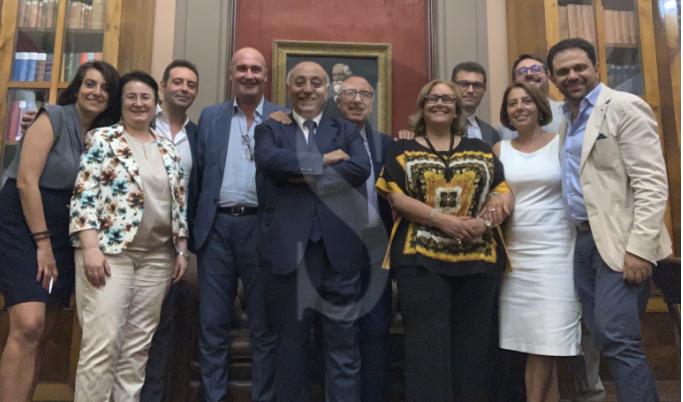Proclamato l'Ufficio di Presidenza del Consiglio dell'Ordine degli Avvocati di Messina