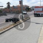 Barcellona PG, incidente auto-scooter a Spinesante: ferito centauro